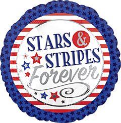"""18"""" Stars/Stripes Forever"""