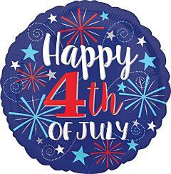 "18"" Festive 4th of July"