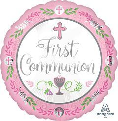 "17"" Communion Day Girl"