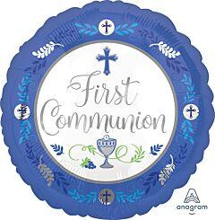 """17"""" Communion Day Boy"""