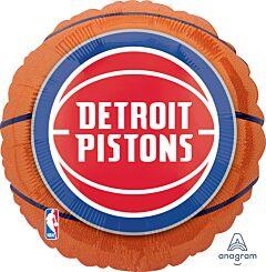 "17"" Detroit Pistons"
