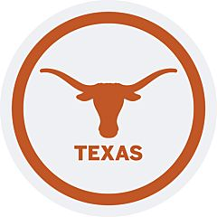 "U Of Texas - 9"" Paper Plates 10Ct"