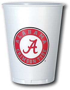 U Of Alabama - 16 oz Cup 8Ct