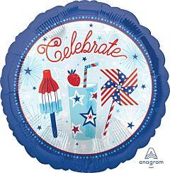 "17"" Celebration USA"