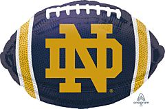 "18"" University of Notre Dame Football"