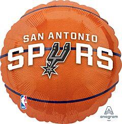 """17"""" San Antonio Spurs"""