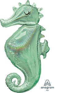 """38"""" Mermaid Seahorse"""