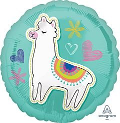 "17"" Selfie Celebration Llama"
