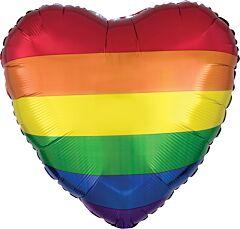 "17"" Rainbow Fun"