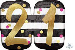 21st Milestone
