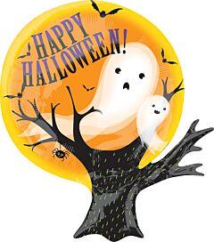 """20"""" Spooky Ghosts Jr Shape"""