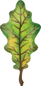 """42"""" Fall Green Oak Leaf"""