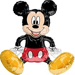 """18"""" Mickey Mouse Sitting Consumer Inflate"""