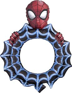 Selfie Frame Spiderman Consumer Inflate
