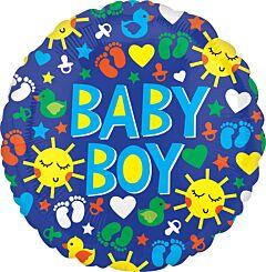 """21"""" Baby Boy Sunshine Fun"""
