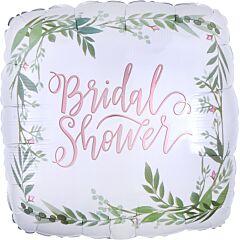 "17"" Love & Leaves Bridal Shower"