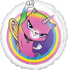 """17"""" Unicorn Kitty"""