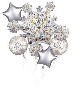 Bouquet Shining Snow