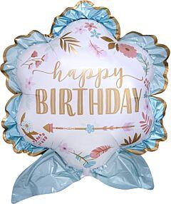 """27"""" Boho Birthday Girl"""