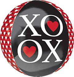 """16"""" XOXO Hearts Orbz"""