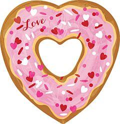 """26"""" Open Heart Donut"""
