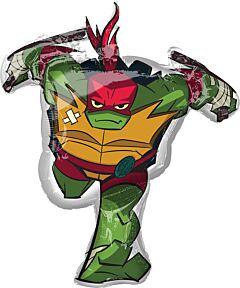 """34"""" Rise of the Teenage Mutant Ninja Turtles Raphael"""
