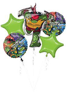 Bouquet Rise of Teenage Mutant Ninja Turtles