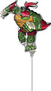 """14"""" Rise of the Teenage Mutant Ninja Turtles Raphael"""