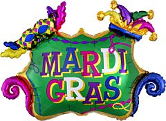 "34"" Mardi Gras Celebration"