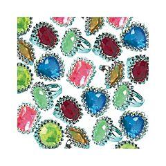 Jewel Ring 18ct