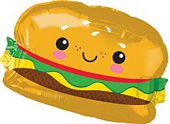 """26"""" Hamburger"""