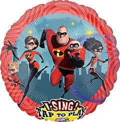 "28"" Incredibles 2 Sing-A-Tune"
