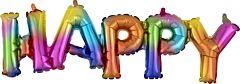 Phrase Block Happy Rainbow