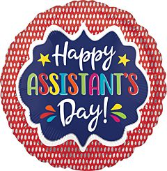 """17"""" Assistants Day Red"""