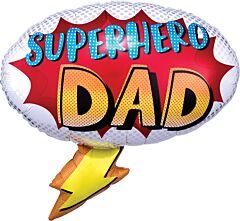 """27"""" Superhero Dad"""