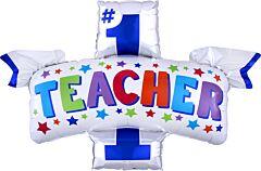 "38"" Number 1 Teacher"