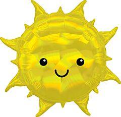 "27"" Iridescent Sun Holographic"