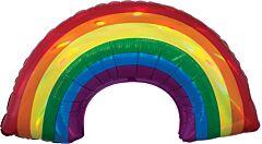 "34"" Iridescent Rainbow Holographic"