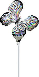 """14"""" Iridescent Butterfly"""
