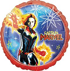 "17"" Captain Marvel"