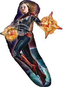 """37"""" Captain Marvel"""