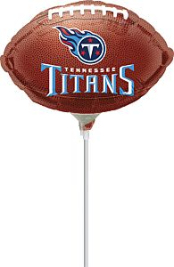 "9"" Tennessee Titans"