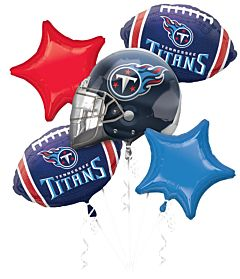 Bouquet Tennessee Titans