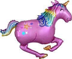 """39"""" Pink Unicorn"""