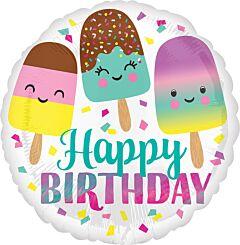 Happy Ice Cream Birthday