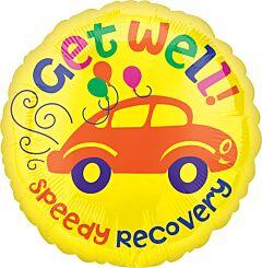 "21"" Speedy Recovery"