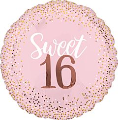 16th Blush