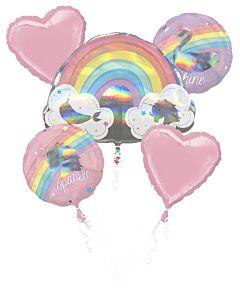 Bouquet Magical Rainbow