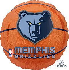 """17"""" Memphis Grizzlies"""