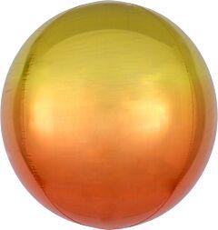 """16"""" Ombre Orbz Yellow & Orange"""